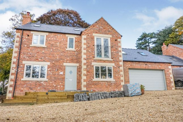 Thumbnail Detached house for sale in Cold Harbour Lane, Grantham