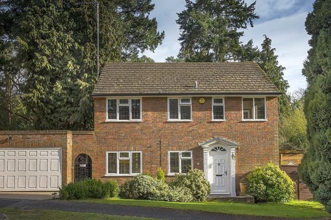 Thumbnail Detached house for sale in Broomcroft Close, Pyrford, Woking, Surrey