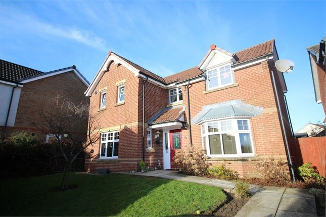 Thumbnail Detached house for sale in Michael Nairn Grove, Kirkcaldy, Fife