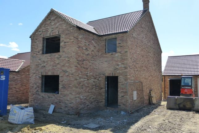 Thumbnail Detached house for sale in Basin Road, Outwell, Wisbech
