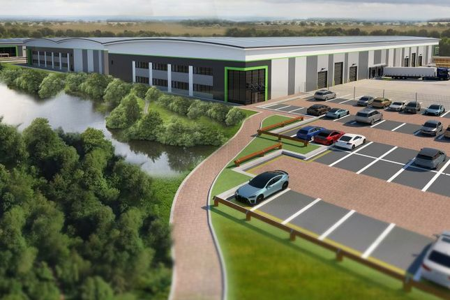 Thumbnail Industrial to let in Bedford50, Bedford Commercial Park, Bedford