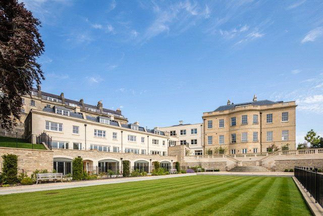 Thumbnail Flat for sale in 6 Hope House, Lansdown Road, Bath