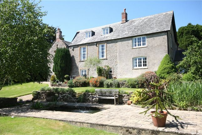 Thumbnail Detached house for sale in The Old Rectory, Melbury Osmond, Dorchester