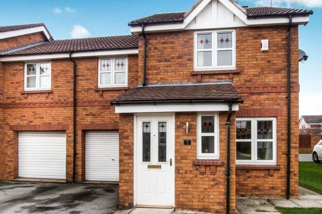 Thumbnail Semi-detached house to rent in Tollymore Park, Kingswood, Hull