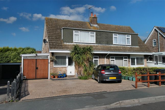 Thumbnail Semi-detached house for sale in Walnut Tree Close, Almondsbury, Bristol