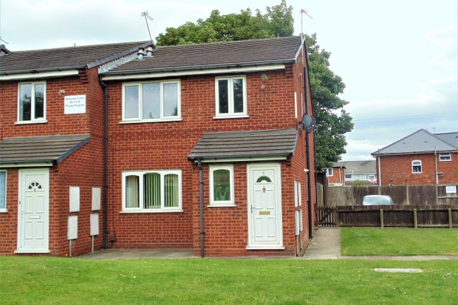 Thumbnail Maisonette for sale in Kentrome Court, Walsall