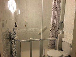 Shower Room of Undercliffe House, Dingleway, Warrington, Cheshire WA4