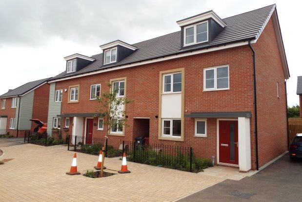 Thumbnail Property to rent in Shetland Close, Shirebrook, Mansfield
