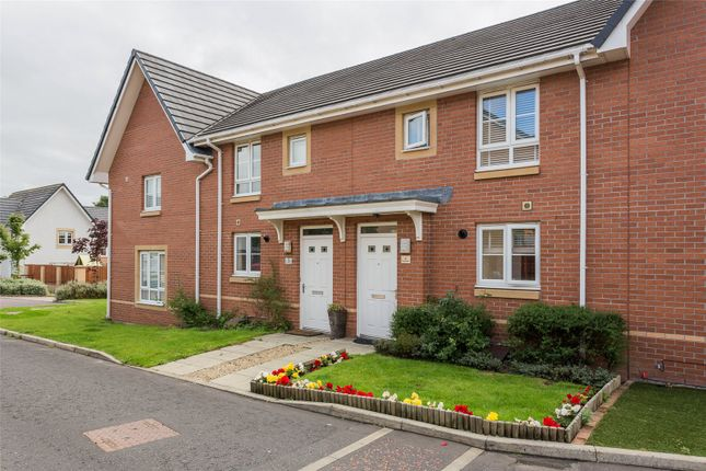 Thumbnail Terraced house for sale in Clarence Drive, Clydebank, West Dunbartonshire