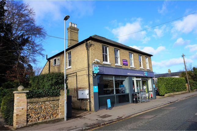 Thumbnail Flat for sale in High Street, Great Shelford