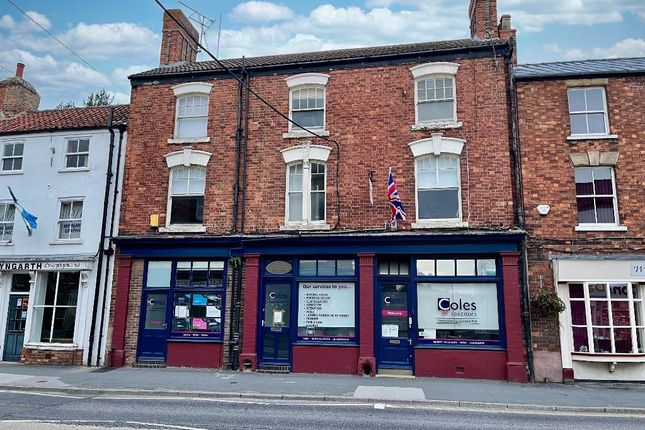 Thumbnail Terraced house for sale in Market Place, Market Weighton, York