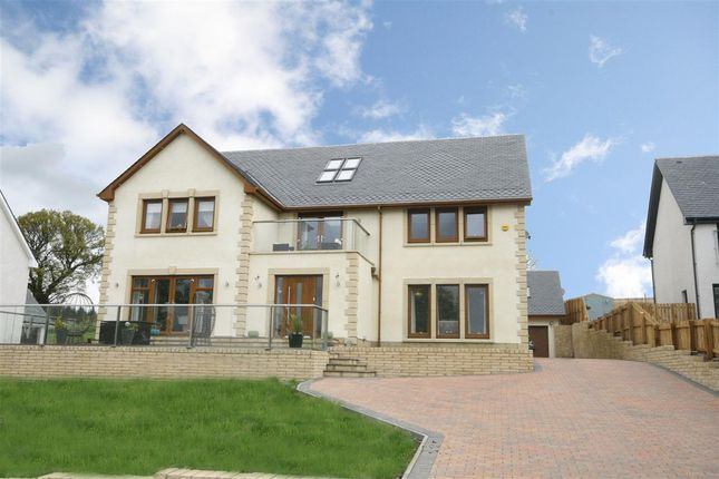 Thumbnail Detached house for sale in New Row Lane, Westfield, Kincardine, Kincardine