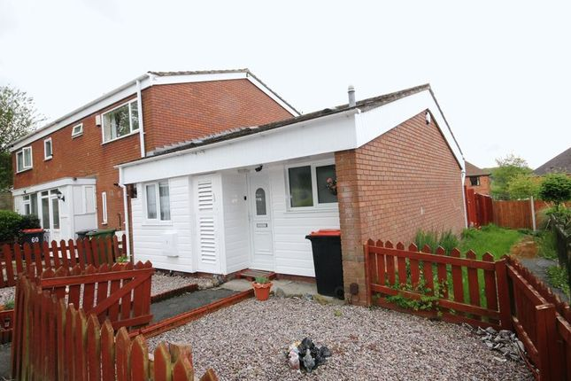 Thumbnail Bungalow for sale in Princes End, Dawley Bank, Telford