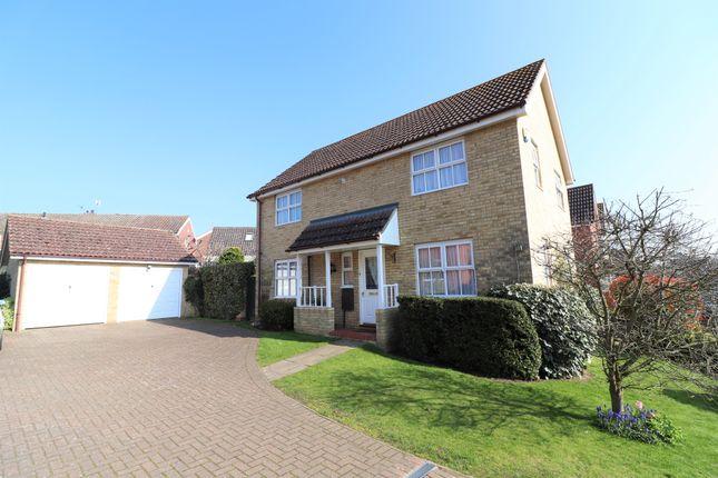 Front Elevation of Dunton Grove, Hadleigh, Ipswich, Suffolk IP7