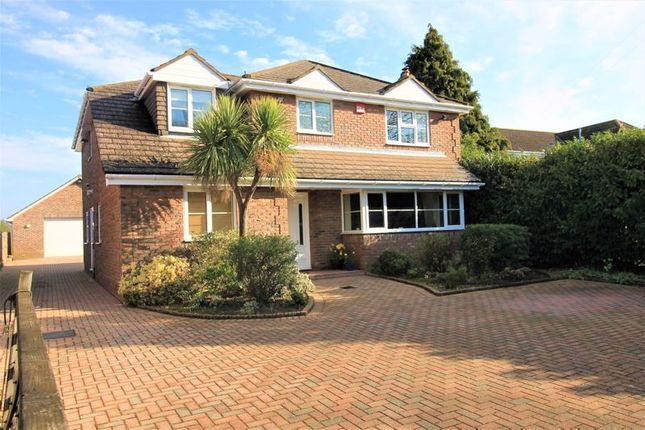 Thumbnail Detached house for sale in Greenaway Lane, Warsash, Southampton