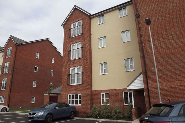 Thumbnail Flat for sale in 2 Cunningham Court, St. Helens