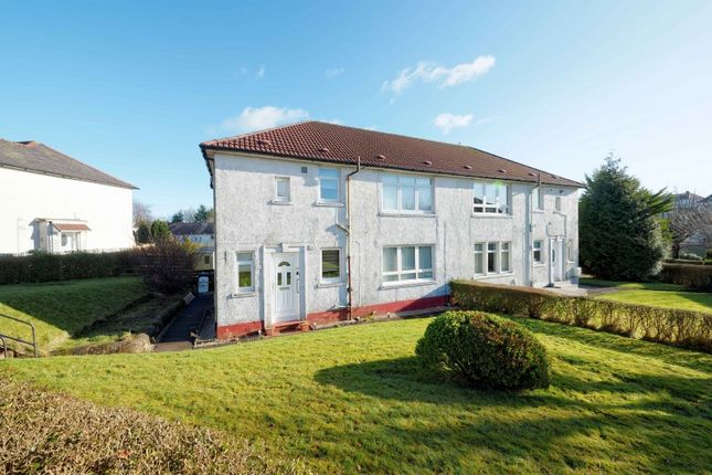 Thumbnail Flat for sale in Birch Road, Parkhall, Clydebank