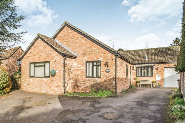 Thumbnail Bungalow to rent in The Barns, Riseley, Bedfordshire