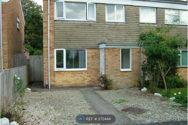 Thumbnail Semi-detached house to rent in Gordon Drive, Abingdon