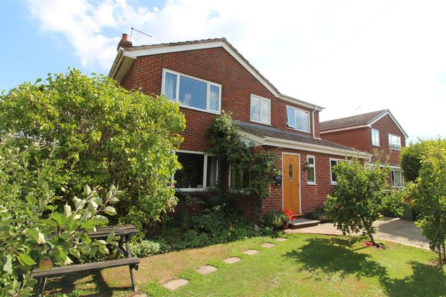 Thumbnail Detached house for sale in New Haven, Aston, Wem