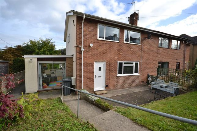 Thumbnail Semi-detached house for sale in Uley Road, Dursley