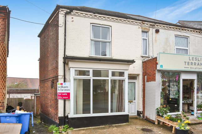 Thumbnail Semi-detached house for sale in Denmark Opening, Sprowston Road, Norwich