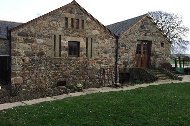 Thumbnail Detached house for sale in Lonmay, Fraserburgh, Aberdeenshire