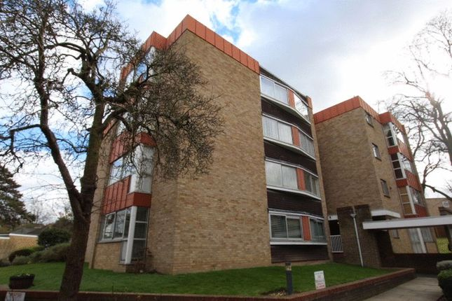 Thumbnail Flat for sale in White Lodge Close, Christchurch Park, Sutton