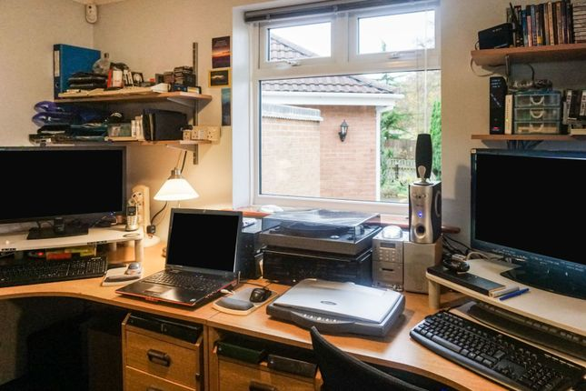 Office / Study of Yew Lodge, Arnold NG5