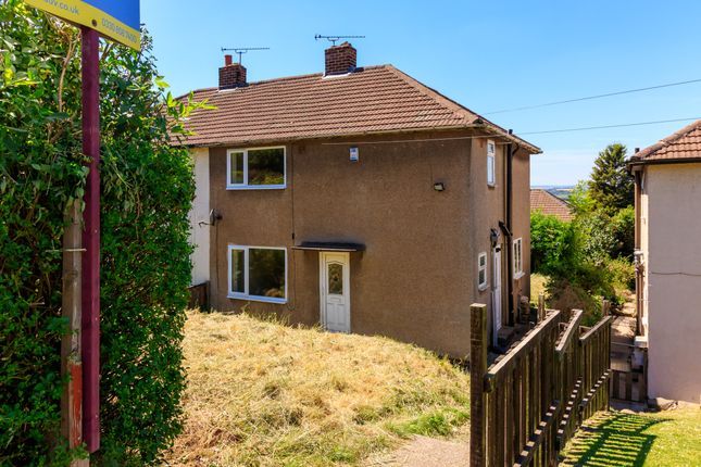 Thumbnail Semi-detached house for sale in Houfton Road, Chesterfield