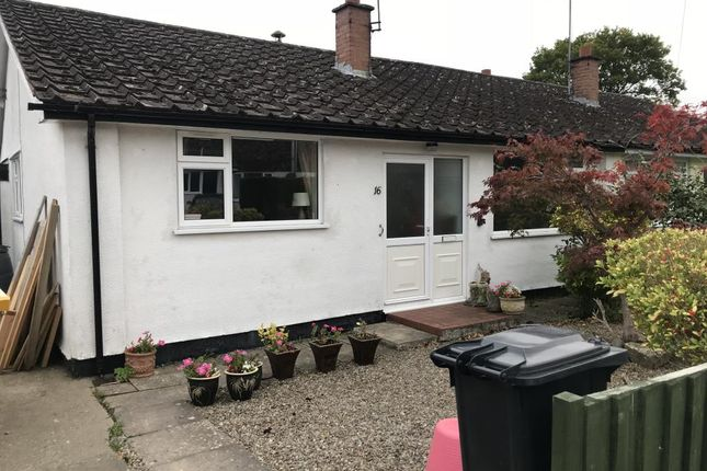 Thumbnail Bungalow to rent in Birches, Shobdon