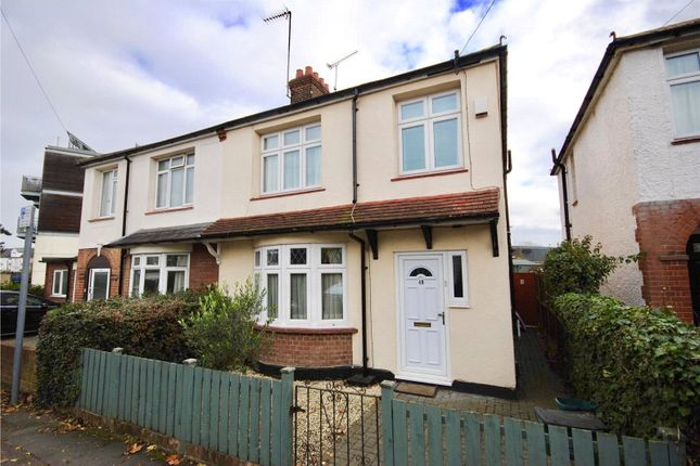 Thumbnail Semi-detached house for sale in Goldlay Avenue, Chelmsford, Essex