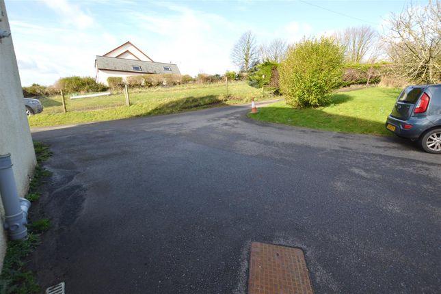 Rear (2) of Carmarthen Road, Kilgetty SA68