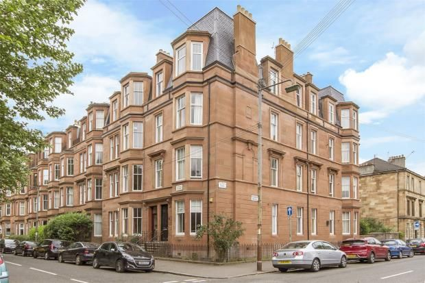 Thumbnail Flat for sale in 1/1, Niddrie Square, Strathbungo, Glasgow