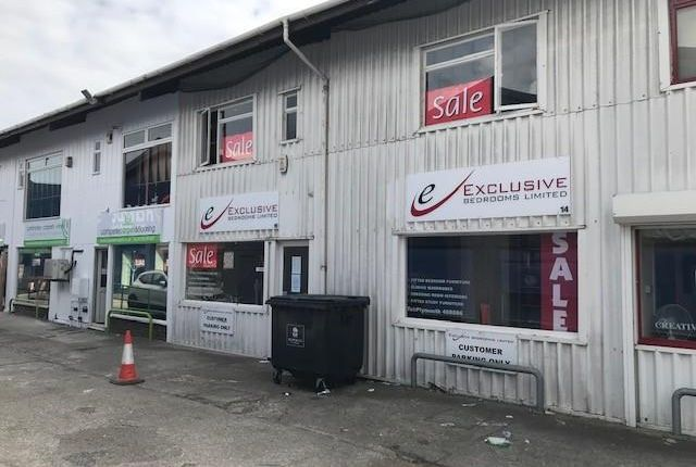 Thumbnail Light industrial to let in Unit 14-15, Sugar Mill Industrial Estate, Billacombe Road, Plymouth, Devon
