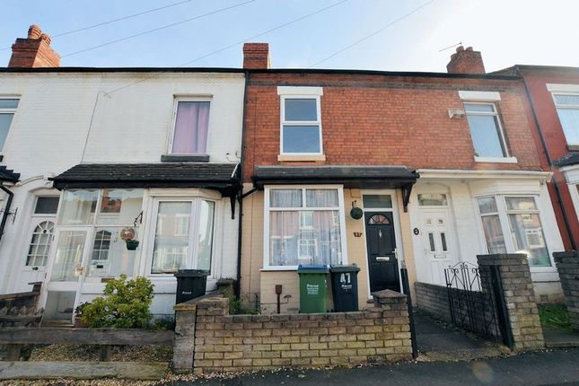 Thumbnail Terraced house for sale in Thimblemill Road, Bearwood, Smethwick
