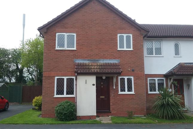 Thumbnail Property to rent in Abraham Close, Stirchley, Telford