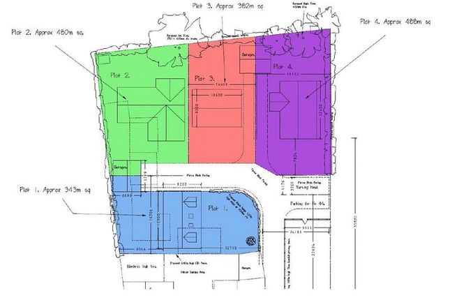Thumbnail Land for sale in Scarborough Road, Rillington, Malton