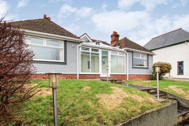 Thumbnail Detached bungalow for sale in St. Agnes Road, Conwy
