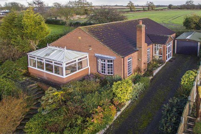 Thumbnail Detached bungalow for sale in Thorpe Street, Headon, Nottinghamshire