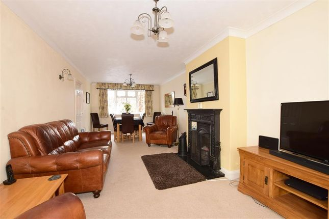 Thumbnail Semi-detached house for sale in Belmont Grove, Havant, Hampshire