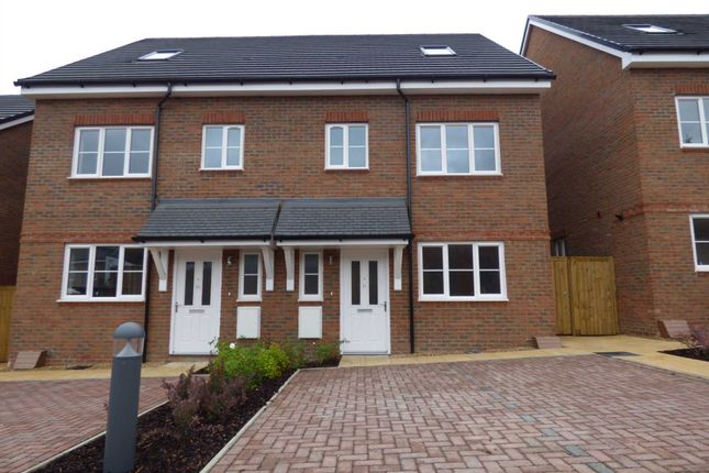 Thumbnail Semi-detached house to rent in Russell Street, Luton