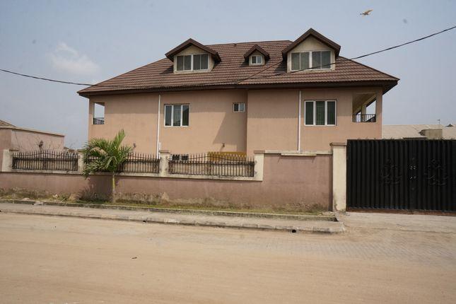 Thumbnail Block of flats for sale in Durbar Estate, Omotayo Omotosho Street, Amuwo Odofin Lagos., Nigeria