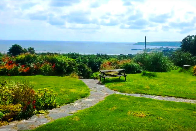 Thumbnail Bungalow for sale in Berkeley Lodge, Gulval, Penzance