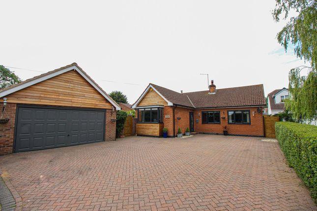 Thumbnail Detached bungalow for sale in Melton Road, Keyworth, Nottingham