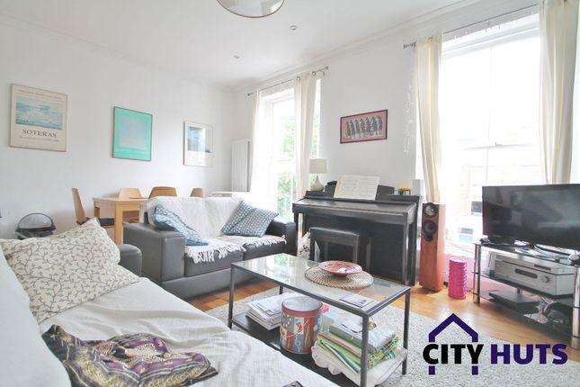 Thumbnail Maisonette to rent in Falkland Road, London