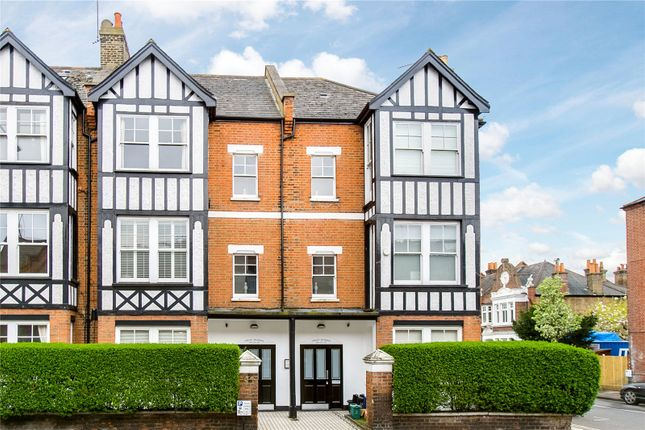 Thumbnail Flat for sale in Cowley Mansions, Mortlake High Street, London