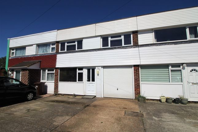 Thumbnail Terraced house for sale in Coast Road, Pevensey Bay