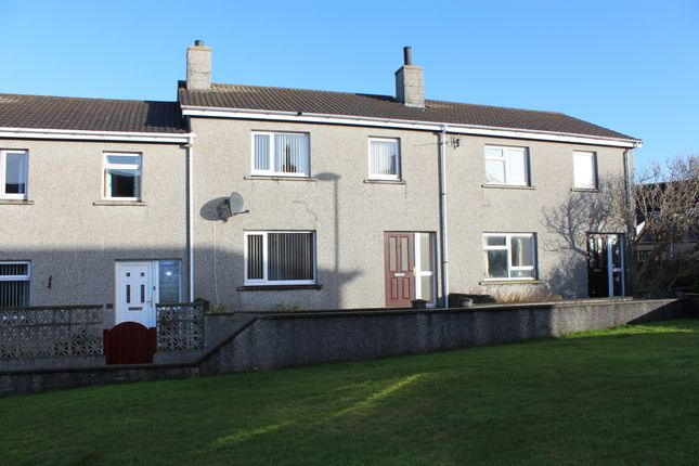 3 bed terraced house for sale in Warrenfield Drive, Kirkwall, Orkney