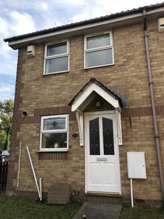 Thumbnail Terraced house to rent in Bagle Court, Port Talbot